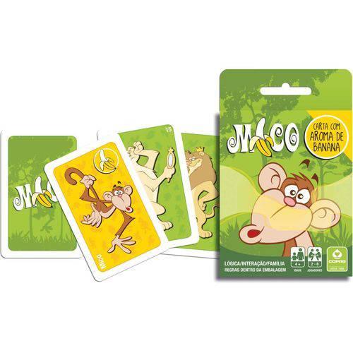JOGO DE CARTAS DO MICO 93939 COPAG