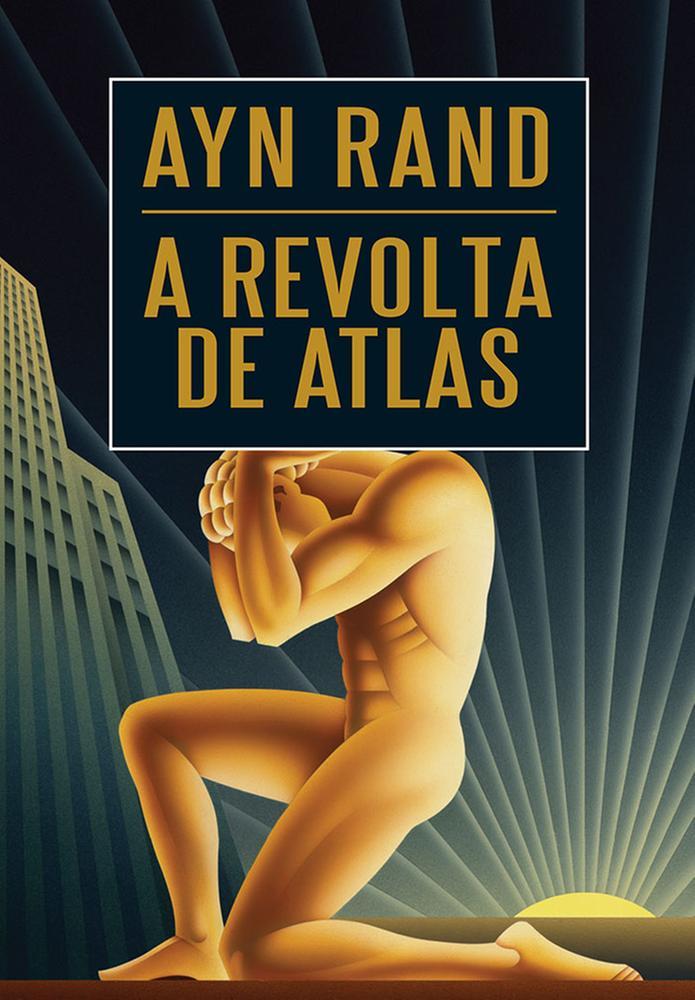 REVOLTA DE ATLAS, A - VOL UNICO - ARQUEIRO