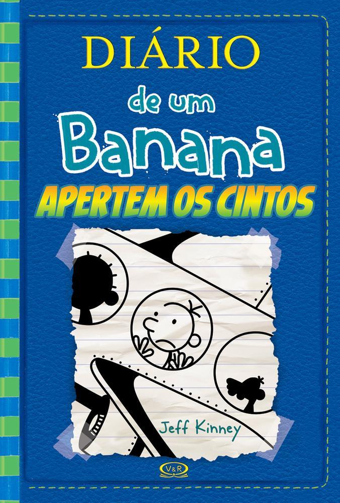 DIARIO DE UM BANANA 12 - VERGARA E RIBA