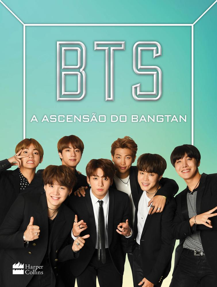 BTS - A ASCENSAO DO BANGTAN - HARPERCOLLINS