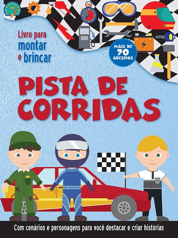 PISTA DE CORRIDAS - LIBRIS