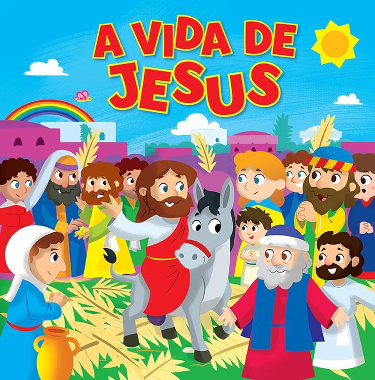 VIDA DE JESUS, A - LIBRIS