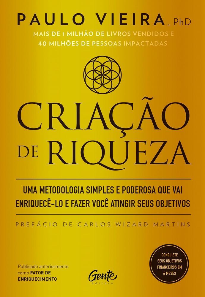 CRIACAO DE RIQUEZA - GENTE
