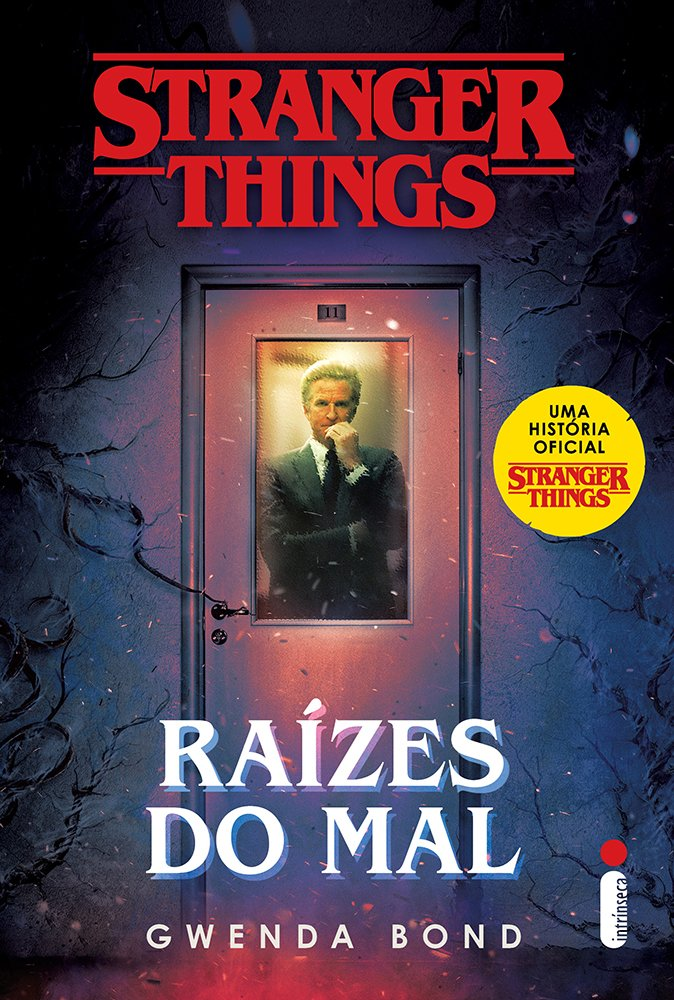 STRANGER THINGS - VOL 1 - RAIZES DO MAL - INTRINSE