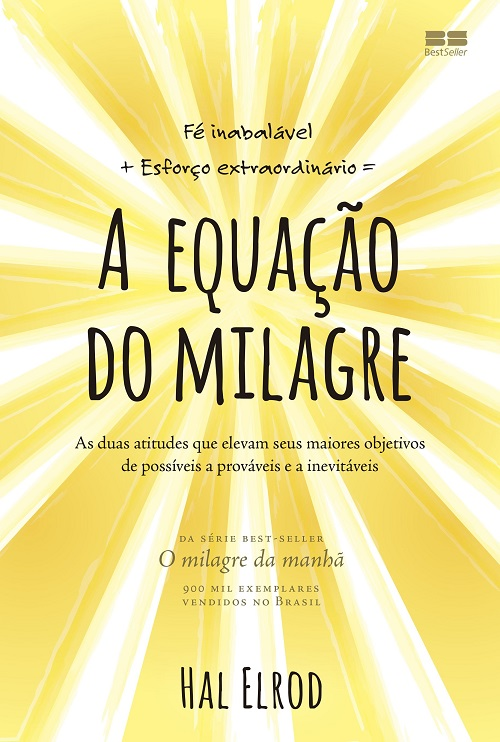 EQUACAO DO MILAGRE, A - BEST SELLER