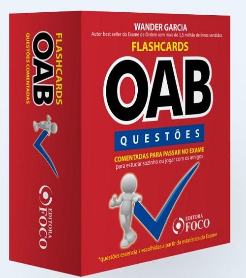 FLASHCARDS OAB - FOCO
