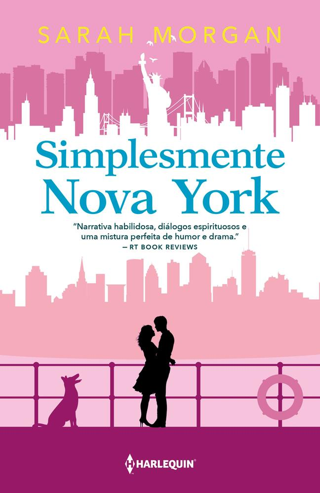 SIMPLESMENTE NOVA YORK - HARLEQUIN