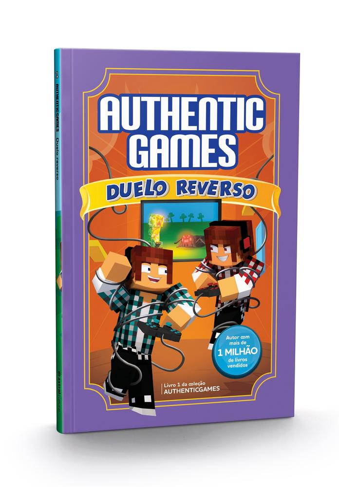 AUTHENTIC GAMES - DUELO REVERSO - VOL 1 - ASTRAL C
