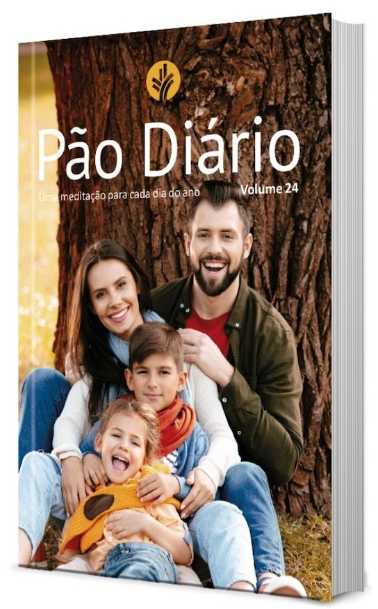 PAO DIARIO - VOL 24 - CAPA FAMILIA - RBC PÃO DIARI