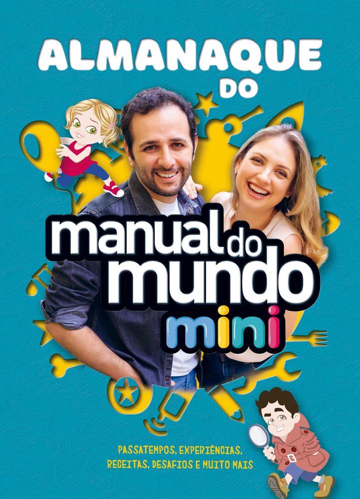ALMANAQUE DO MANUAL DO MUNDO MINI - SEXTANTE