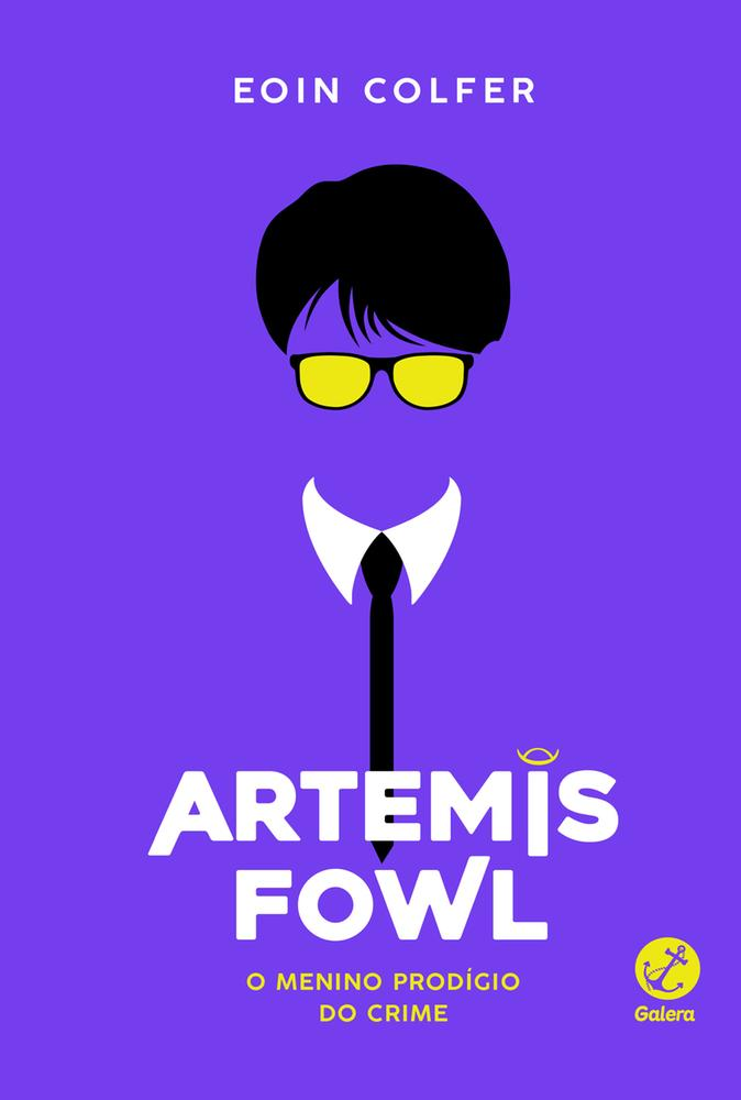 ARTEMIS FOWL - O MENINO PRODIGIO DO CRIME - VOL 1
