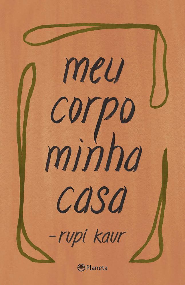 MEU CORPO MINHA CASA - PLANETA