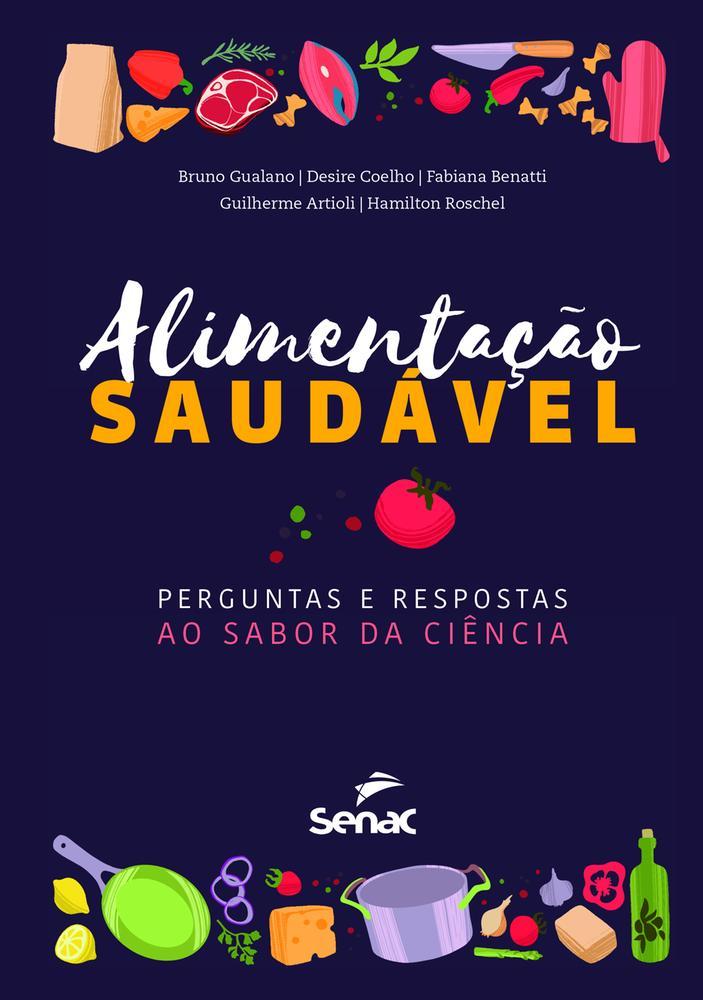 ALIMENTACAO SAUDAVEL - SENAC SP