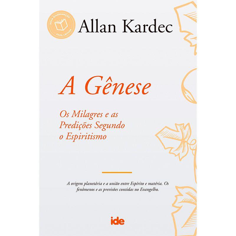 GENESE, A - NOVA EDICAO - IDE