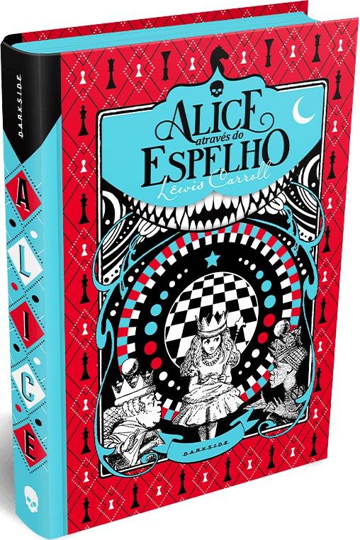 ALICE ATRAVES DO ESPELHO - CLASSIC EDITION - DARKS