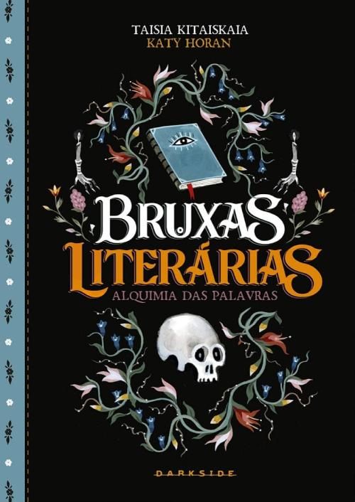 BRUXAS LITERARIAS - ALQUIMIA DAS PALAVRAS - DARKSI