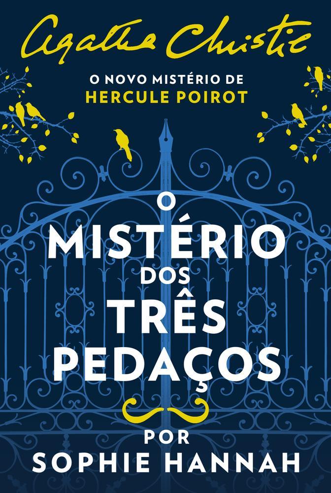 MISTERIO DOS TRES PEDACOS, O - HARPERCOLLINS