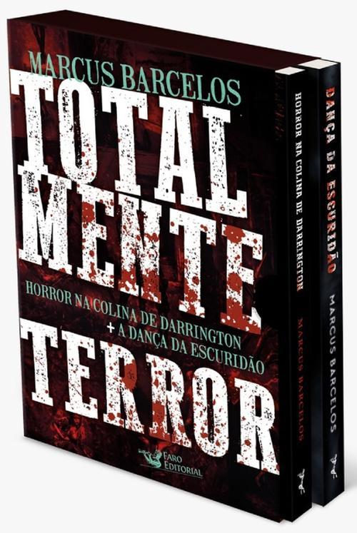 BOX - TOTALMENTE TERROR - FARO