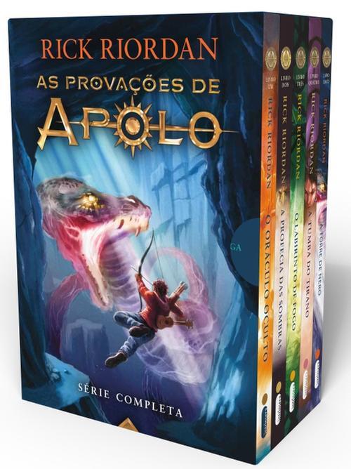 BOX AS PROVACOES DE APOLO - INTRINSECA