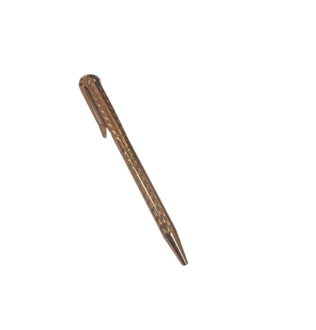 CANETA ESF LUXO METAL ROSE GOLD KL101 PLM